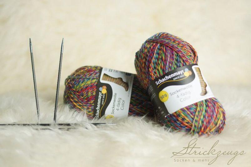 Schachenmayr Sockenwolle Color 04068