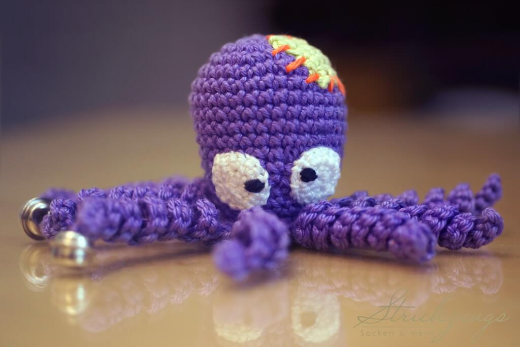Amigurumi - Baby Oktopus häkeln